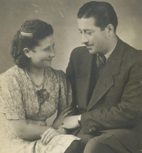 Fred and Ann Gilbert