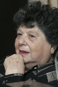 Fran is the wife of Holocaust survivor and Nazi resistance fighter Henry Barbanel.